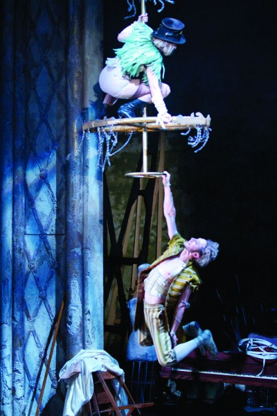 Photo Flash: First Look at Tim Campbell, Bruce Dow and More in STC's A MIDSUMMER NIGHT'S DREAM