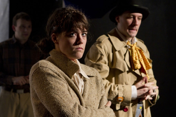Photo Flash:  First Look at John Stiens, Jen Walker and More in Black Ship's FOREVERENDIA