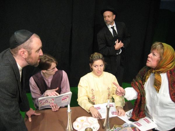 Josh Brassard, Tristan Rolfe, Kara Haupt, Hal Cohen, and Brenda Chandler