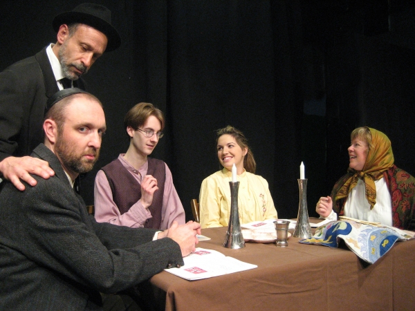 Photo Flash: First Look at Acorn Productions' THE LEGEND OF THE GOLEM