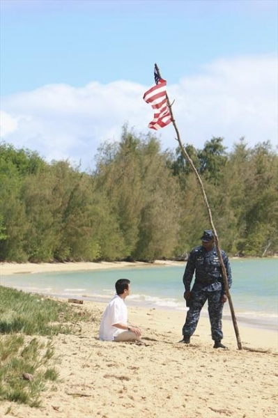 Photo Flash: First Look - LAST RESORT's 'Blue Water,' Airing 12/13