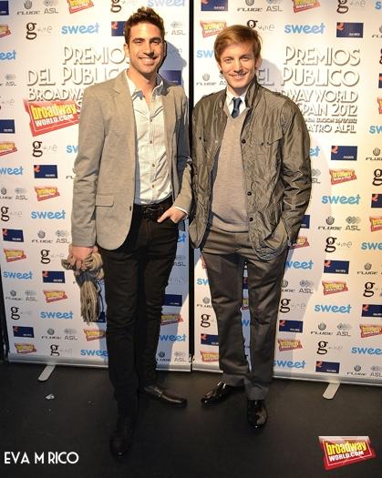 Diego Rodriguez y Guido Balzaretti