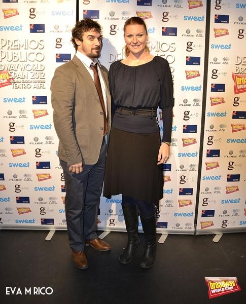 Jacobo Mu�'±oz y Miriam Madrid Photo