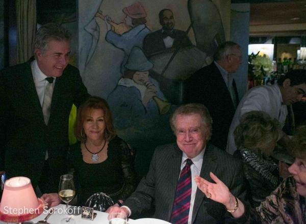 Steve Tyrell, Joy Philbin, Regis Philbin