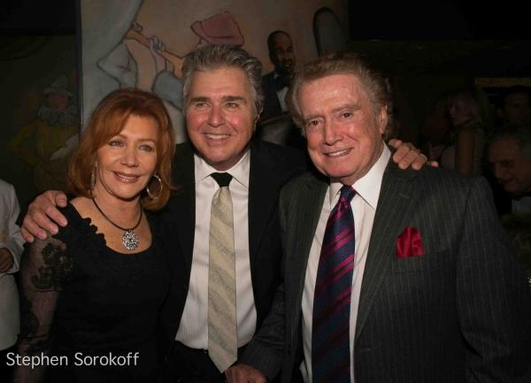 Joy Philbin, Steve Tyrell, Regis Philbin