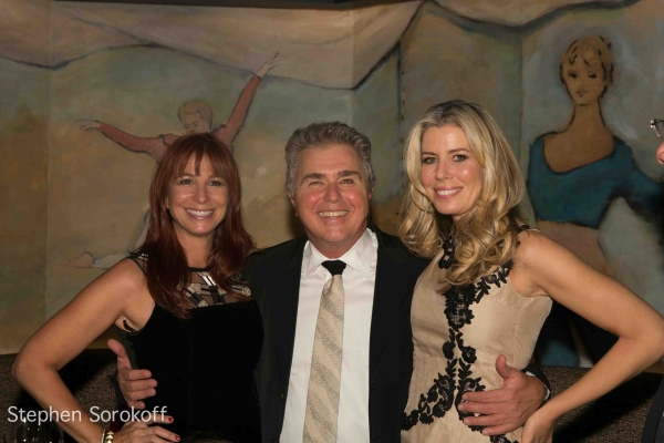 Real Housewives Jill Zarin, Steve Tyrell, Aviva Drescher