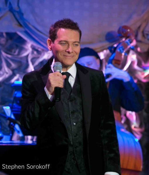 Photo Coverage: Michael Feinstein Brings A GERSHWIN HOLIDAY to Feinstein's