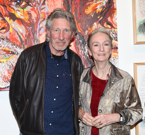 Roger Waters &  Kathleen Chalfant
