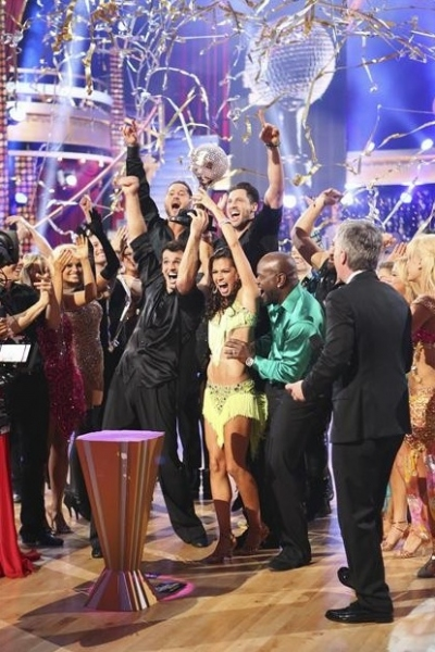 Photo Flash: Melissa Rycroft Crowned Winner of DWTS: ALL STARS