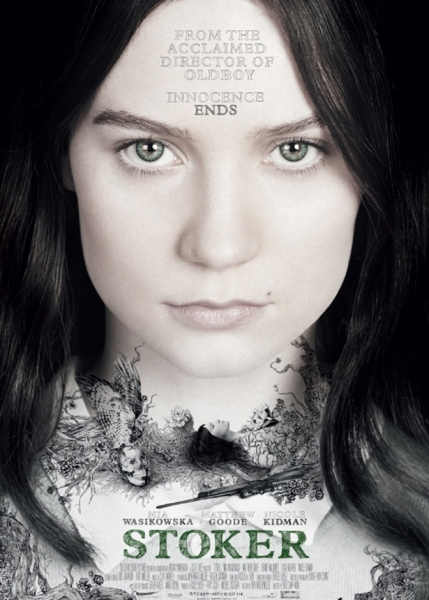 Photo Flash: First Look - Poster for Upcoming Thriller STOKER