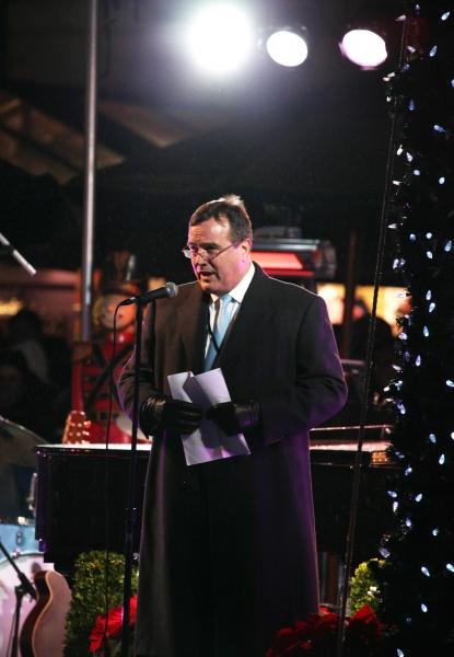 Bill Mills (CEO , North America, Citi) Photo