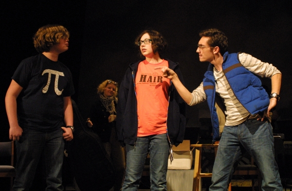 Photo Flash: In Rehearsal with Collective Youth Theatre Company's MISS SAIGON, 11/29-30