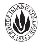BWW Student Center's School in the Spotlight: Rhode Island College