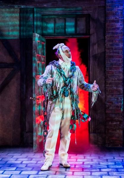 Photo Flash: First Look at CTG/Second City's A CHRISTMAS CAROL: TWIST YOUR DICKENS in LA!
