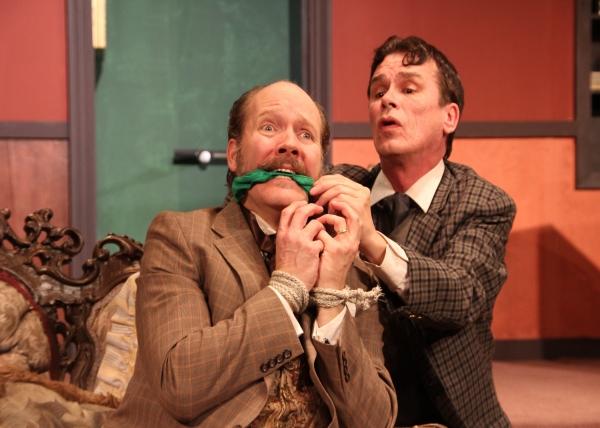 Bert Emmett and Patrick Burke Photo
