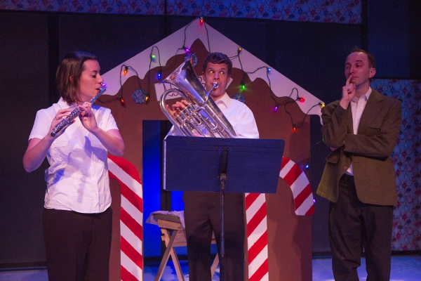 Photo Flash: First Look at A VERY PHOENIX XMAS 7: GETTIN' FIGGY WITH IT