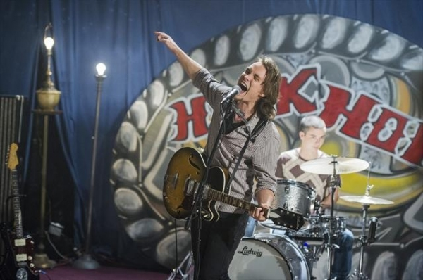 JONATHAN JACKSON at First Look - NASHVILLE's 'Where He Leads Me,' Airing 12/5