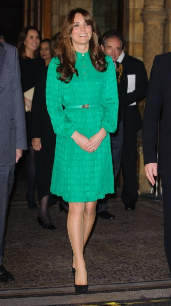 Fashion Photo of the Day 11/29/12 - Catherine Duchess of Cambridge