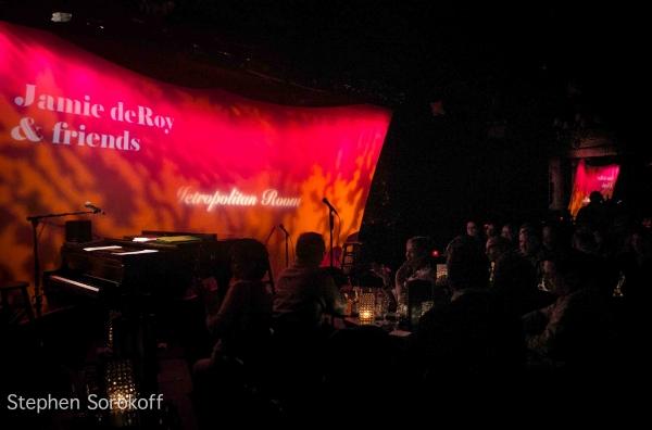 Photo Coverage: Jamie deRoy & Friends Plays the Metropolitan Room