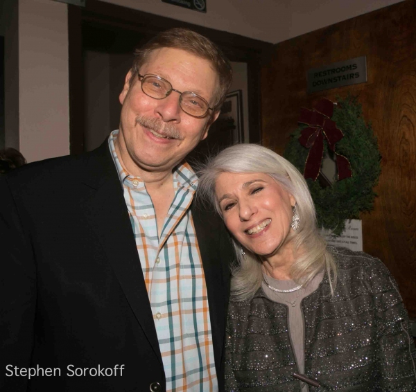 Photo Coverage: Jamie deRoy & Friends Plays the Metropolitan Room