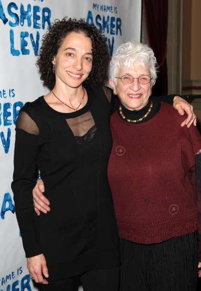Photo Coverage: MY NAME IS ASHER LEV Celebrates Opening Night - Red Carpet Arrivals!