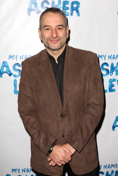 Joe DiPietro  at MY NAME IS ASHER LEV Celebrates Opening Night - Red Carpet Arrivals!