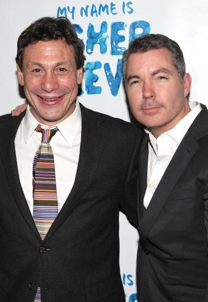 Director Gordon Edelstein and Darren Bagert