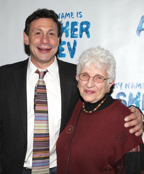 Director Gordon Edelstein and Adena Potok