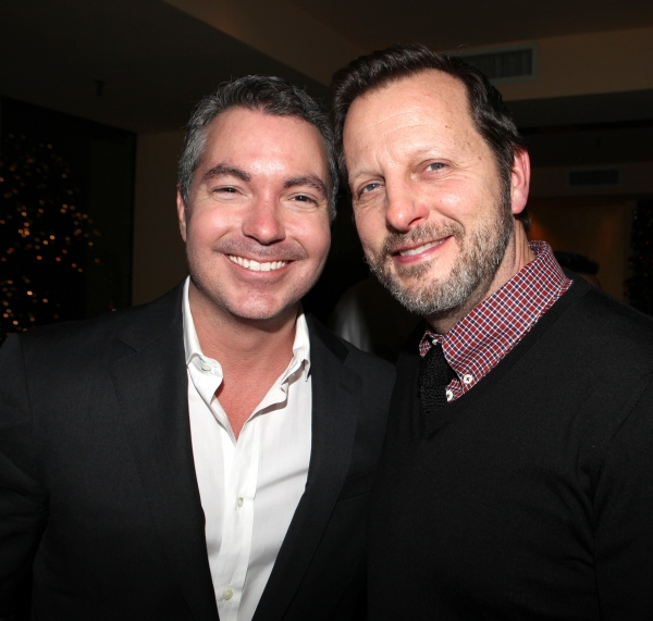 Photo Coverage: MY NAME IS ASHER LEV Celebrates Opening Night - The After Party!