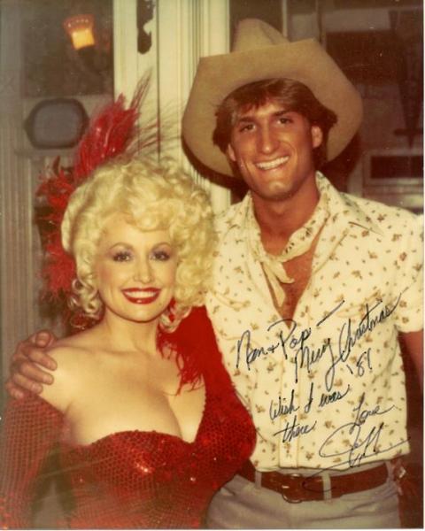 Dolly Parton, Jeff Calhoun