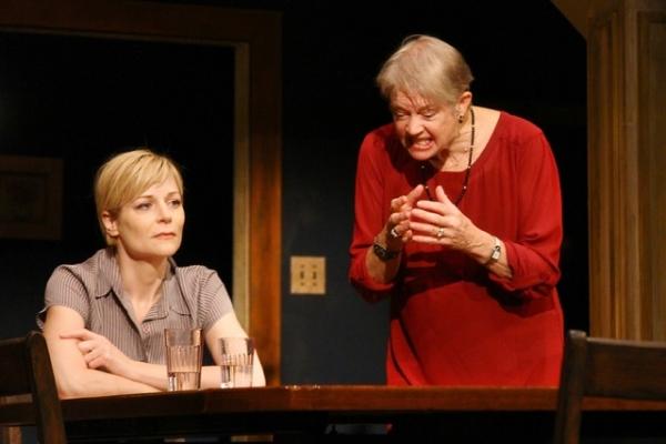 Lisa Brescia and Dorothy Lyman