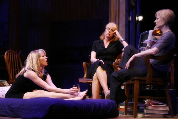Lauren Kennedy, Julie Fishell and Lisa Brescia