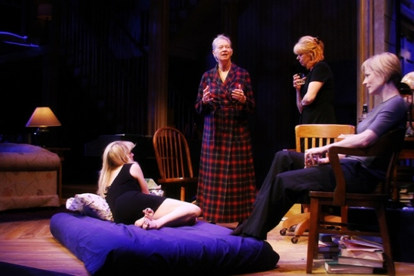 Lauren Kennedy, Dorothy Lyman, Julie Fishell and Lisa Brescia