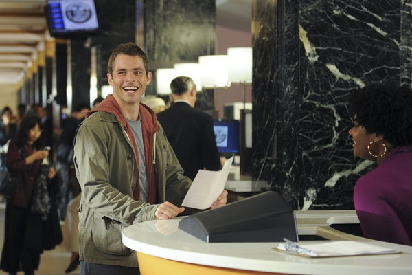 James Marsden  at Sneak Peek - 'Mazel Tov' Episode on Tonight's 30 ROCK