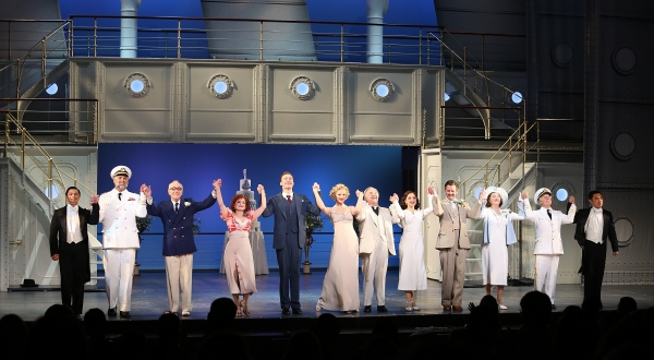 Photo Flash: ANYTHING GOES Opens in LA!