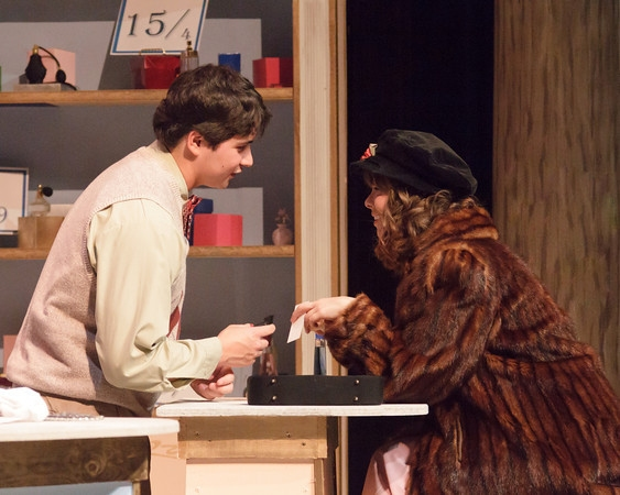 Photo Flash: First Look at SBCT's SHE LOVES ME