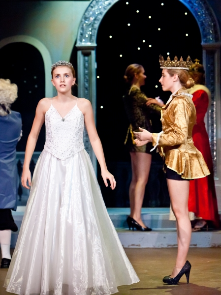 Photo Flash: New Production Shots from Sherman Playhouse's CINDERELLA