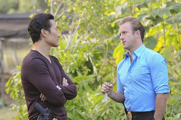 Photo Flash: First Look at George Takei on HAWAII FIVE-0