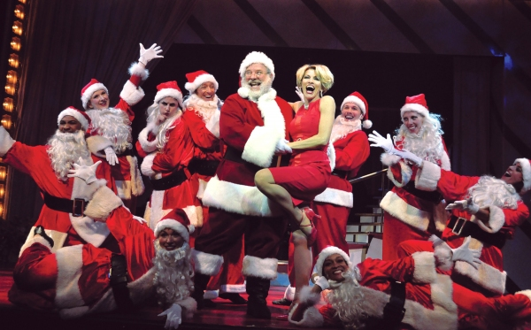Photo Flash: A BEEF & BOARDS CHRISTMAS Opens Tonight