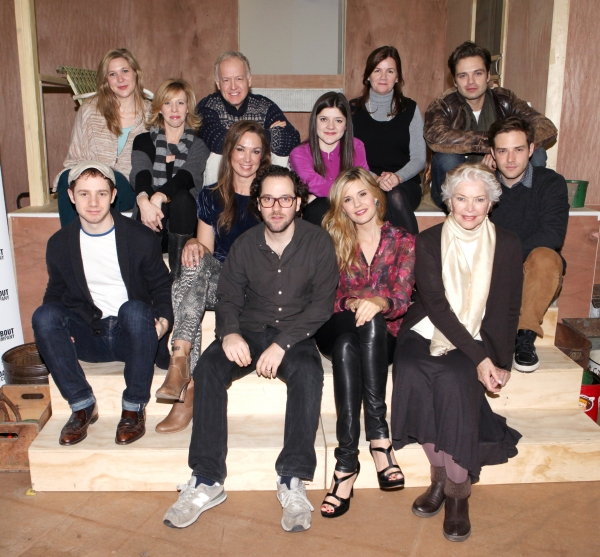 Photo Coverage: Meet the Cast of PICNIC- Sebastian Stan, Maggie Grace and More!