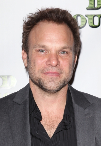 Norbert Leo Butz at DEAD ACCOUNTS Opening Night Party
