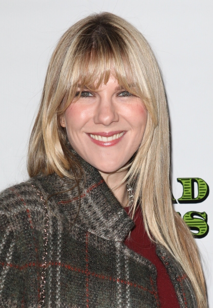 Lily Rabe at DEAD ACCOUNTS - Red Carpet Theatre Arrivals