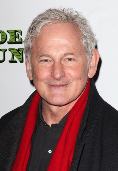 Victor Garber at DEAD ACCOUNTS - Red Carpet Theatre Arrivals