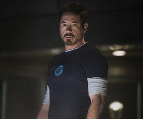 Photo Flash: First Look - New Images from IRON MAN 3