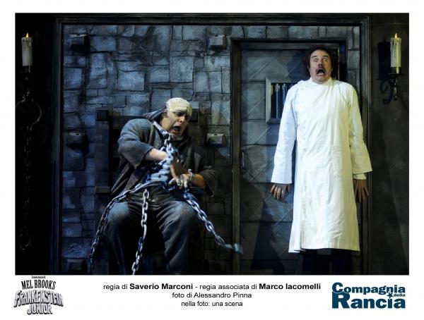 Photo Coverage: Frankenstein Junior