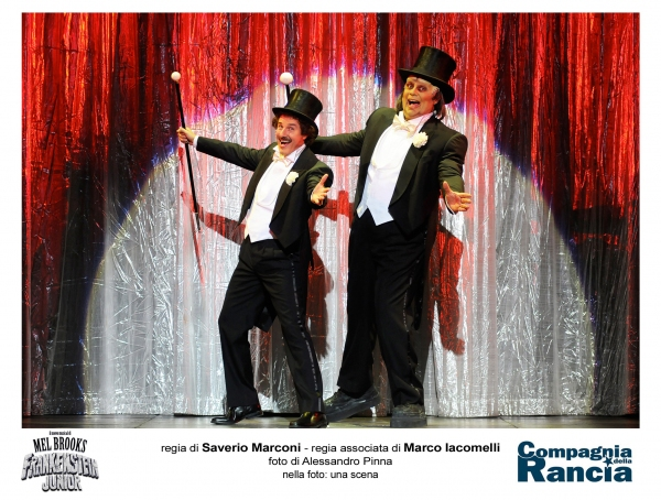 Photo Coverage: Frankenstein Junior