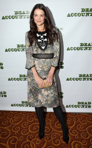 Fashion Photo of the Day 11/30/12 - Katie Holmes