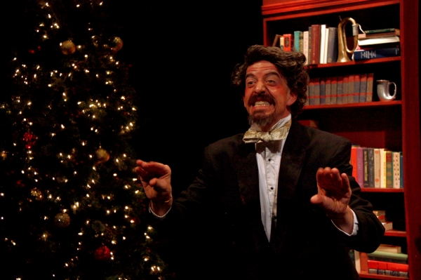 Photo Flash: First Look at Blake Montgomery in Building Stage's A CHRISTMAS CAROL