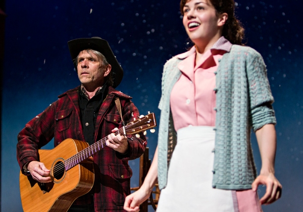 Photo Flash: First Look at Jack Fellows, Patrick Husted and More in Center Stage's BUS STOP