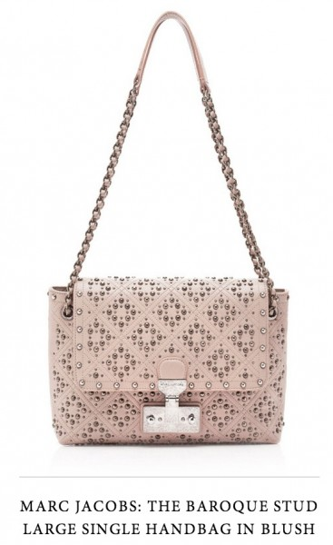 Daily Deal 11/30/12: Marc Jacobs